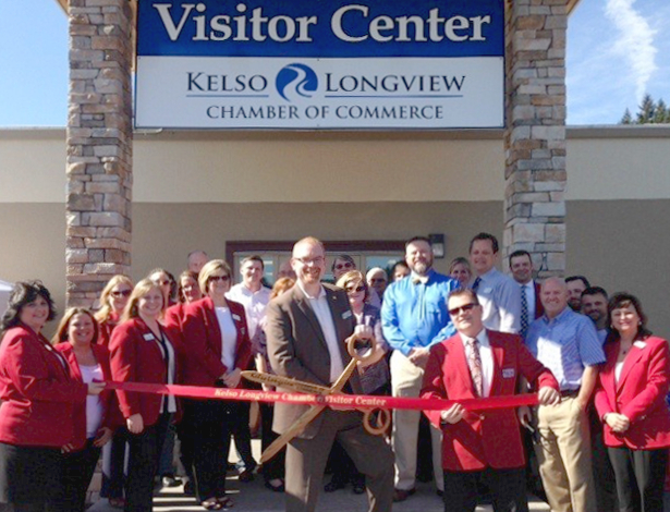 Chamber Ribbon Cutting Event